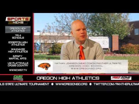 THE SPORTS NEWS | Oregon High School | Nathan Johnson