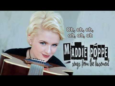 Maddie Poppe - Going Going Gone ( lyric video )