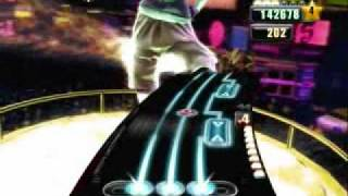DJ Hero Ain't No Love In The Heart Of The City vs How Do You Want It Expert FC Glitched 99%!!!