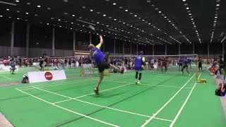 2017 Sawasdee Cup MD100 Hsu Chieh+Li Bin vs Lee Chee Leong+Lee Gae Fong QF