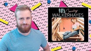 Download Lagu Walker Hayes - 90s Country   Reaction Gratis STAFABAND