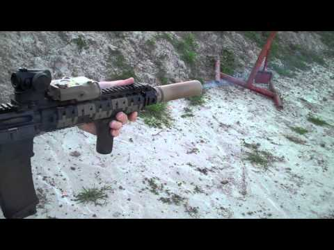 SureFire vs QSM -Suppressor Comparison-