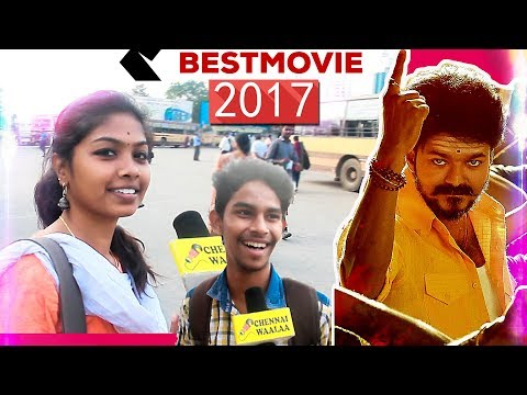 Mersal The Best Tamil Movie of the Year 2017? | Public Opinion!