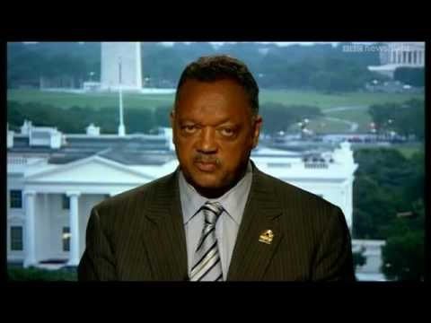 Jesse Jackson and Bernard Kerik on Ferguson - Newsnight