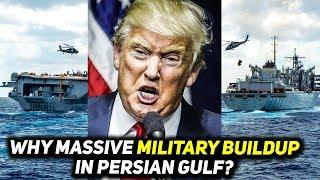 US Iran Tensions Explained | Strait of Hormuz | Economic Sanctions | Iran America Conflict