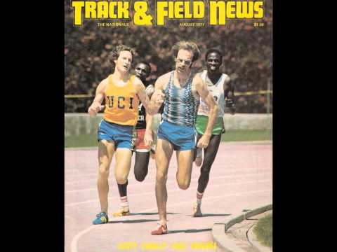 1977 AAU 1500m Drake Stadium, UCLA, Westwood, CA