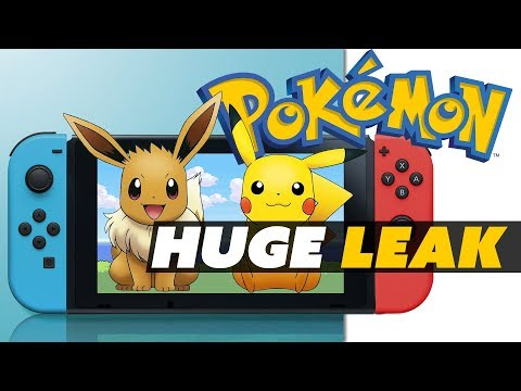 Pokémon: Let's Go! for Switch LEAKS! Everything You Need to Know Game News