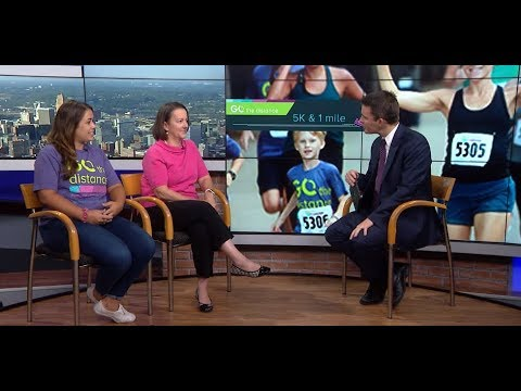 Cincinnati Children's Hospital Go the Distance run/walk raises money for research and care