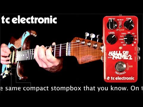 TC Electronic Hall Of Fame 2 with MASH