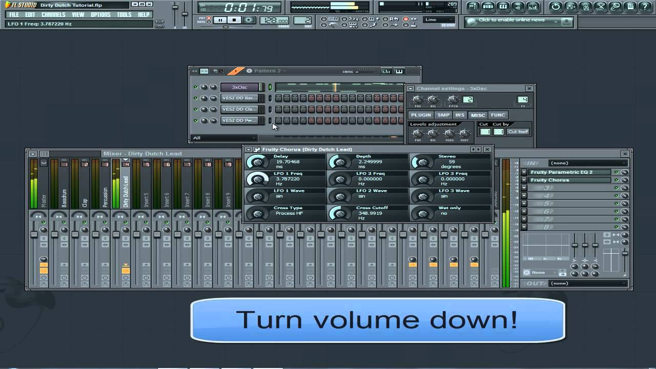 adsr how to use fl studio 12 by seamless