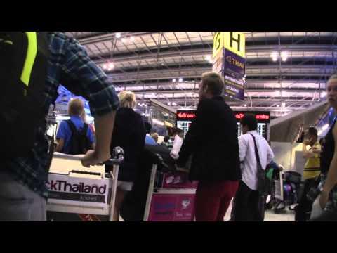 2014 – Suvarnabhumi International Airport 3 Night – Bangkok city – FHD