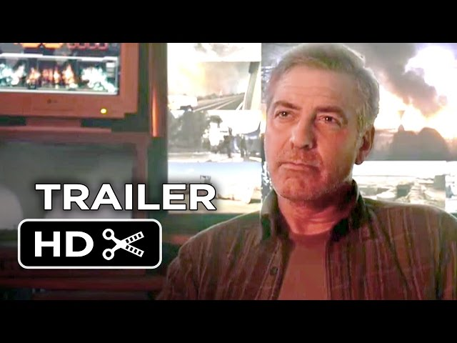 Tomorrowland Official Teaser Trailer #1 (2015) - George Clooney Movie HD