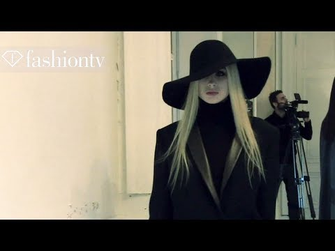 Lyubov Fall/Winter 2013-14 | Paris Fashion Week PFW | FashionTV