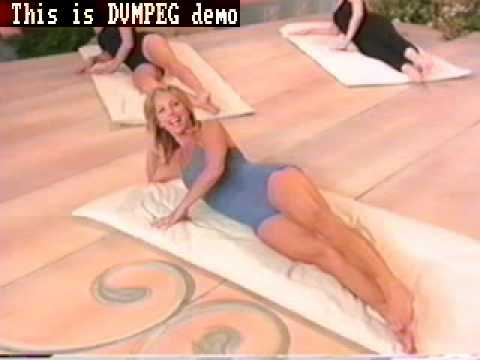 denise austin goddess!! Video