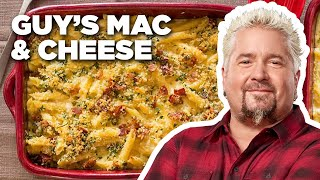 Mac Daddy Bacon Mac and Cheese with Guy Fieri  Food Network