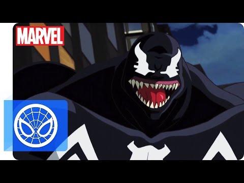 Der ultimative Spider-Man - Clip: Zurück in Schwarz   Marvel HQ Deutschland