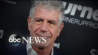 Hunt for clues in death of Anthony Bourdain