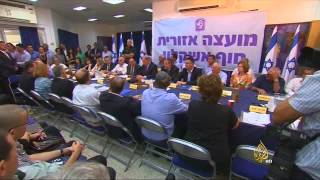 توالي الانتقادات الإسرائيلية ضد كيري