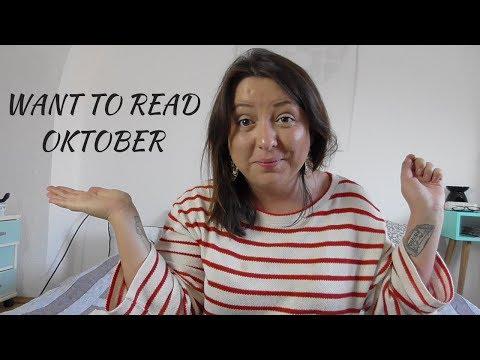 Diese Bücher muss ich im Oktober lesen| Want to read
