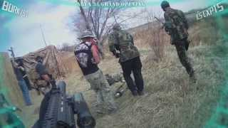 AREA 34 Airsoft - Opening Day