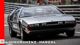 Lamborghini Marzal Driven By Prince Albert of Monaco
