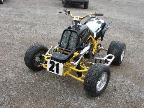 Yamaha Banshee Racing Videos