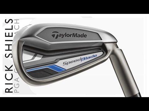 TaylorMade Golf SpeedBlade Iron Review