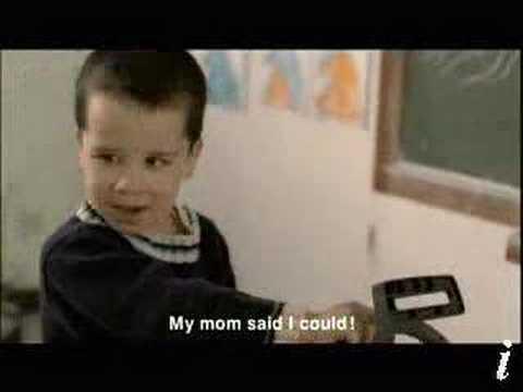 Mama mi je rekla da mogu