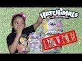 FAKE HATCHIMALS COLLEGGTIBLES HATOHINALS NEW SERIES FAKE VS REAL REVIEW mp3