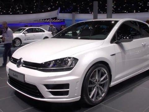 Car Tech - Volkswagen Golf-R