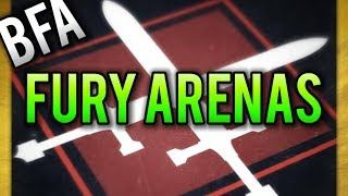 BFA Fury Arena Testing and Commentary
