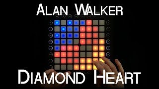 Alan Walker Diamond Heart Ft Sophia Somajo Nyrk Sfl Project File