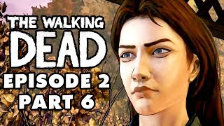 The Walking Dead Game - Episode 2, Part 6 - Suspicious Activity (Gameplay Walkthrough)
