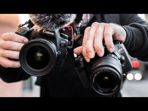 $300 Canon T2i VS $2,000 Canon 6Dii (BEGINNERS MUST SEE)