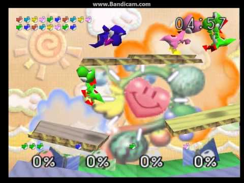 Super Smash Bros. - Let