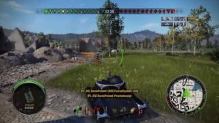 World of Tanks PS4 T71 Lycan Gameplay pt.2