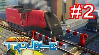 A4-mentioned Troubles  Trainz Trouble  Episode: 2