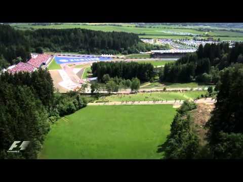 Round 8: 2014 Formula 1 Austria Grand Prix Official Race Edit HD