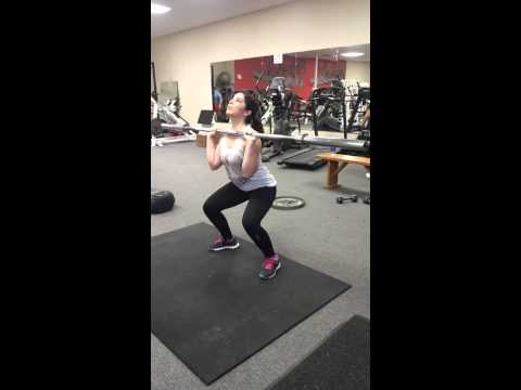 Clean & Jerk exercise Image 1