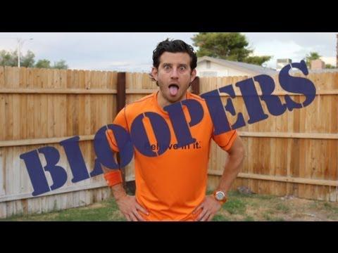 Bloopers ~ Online Soccer Academy