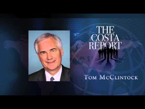 Tom McClintock Interview