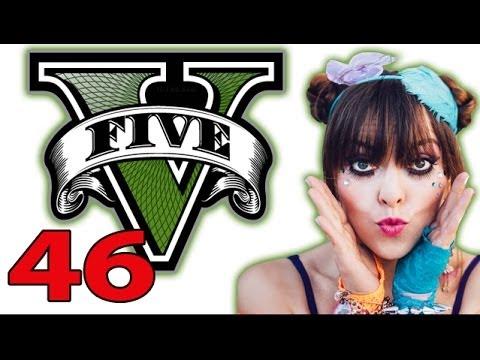 NUDE CELEBRITY - Grand Theft Auto V #46