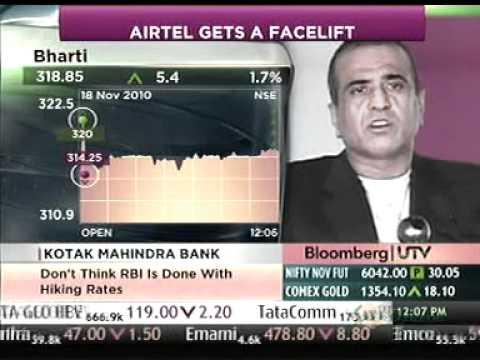 Sunil Bharti Mittal on the new Airtel