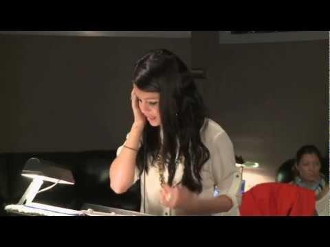 Selena Gomez - Voice Over for Hotel Transylvania (Full Version)