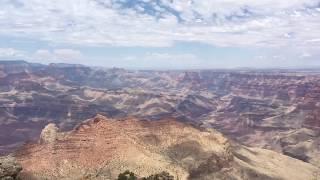 Awestruck At The Grand Canyon
