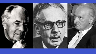 2017 Personality Lecture 12:  Phenomenology: Heidegger, Binswanger, Boss