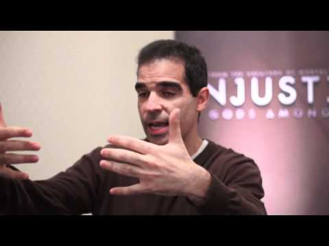Injustice: Gods Among Us - Ed Boon Interview