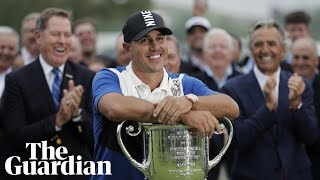 Brooks Koepka basks in 'phenomenal' run after winning PGA Championship