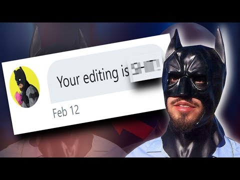 brad2 responds to batman goose from dr phil...