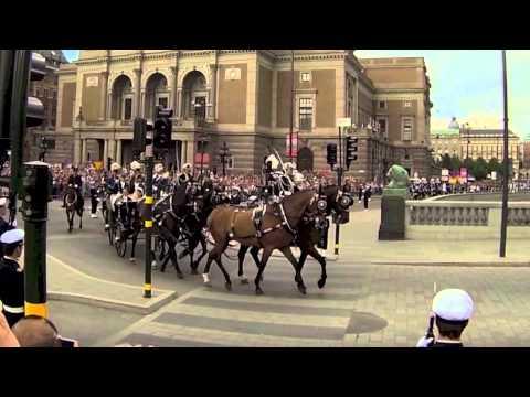 Sweden Royal Wedding -- Madeleine Highlights -- HD